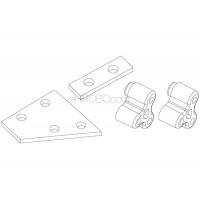 SKYRC (SK-700002-14) servo fixed mount