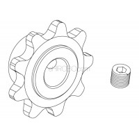 SKYRC (SK-700002-20) small sprocket