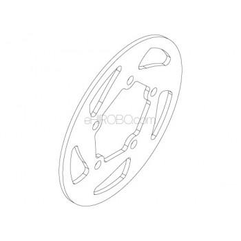 SKYRC (SK-700002-22) brake discSR4 Motorcycle Parts