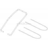 SKYRC (SK-700002-30) tail shelf axle & balance rod