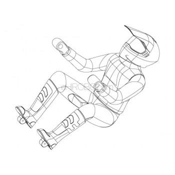 SKYRC (SK-700002-37) spare dummySR4 Motorcycle Parts