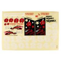 SKYRC (SK-700002-41) body  sticker