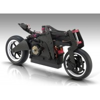 Thunder Tiger SB5 1/5th Scale On Road Electric Racing Bike Kit