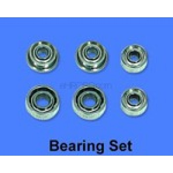 Walkera (HM-4#6-Z-28) Bearing SetWalkera 4#6 Parts