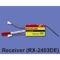 Walkera (HM-5#4Q4-Z-22) 2.4GHz Receiver (RX-2403E)
