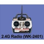 Walkera (HM-5#4Q4-Z-23) 2.4G Radio (WK-2401)