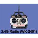 Walkera (HM-5#4Q5-Z-23) 2.4G Radio (WK-2401)