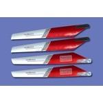 Walkera (HM-53QD-Z-01R) Main Rotor Blades (Red)