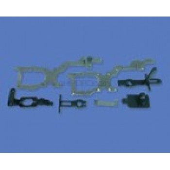 Walkera (HM-60B(B)-Z-17) Main Frame SetWalkera 60B(B) Parts