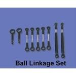 Walkera (HM-4B120-Z-05) Ball Linkage Set