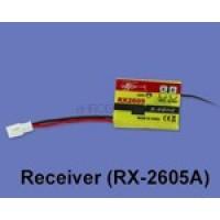Walkera (HM-4B120-Z-33) 2.4G Receiver (RX-2605A)