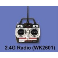 Walkera (HM-4B120-Z-34) 2.4G Transmitter (WK-2601)