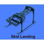 Walkera (HM-4G6-Z-16) Skid Landing