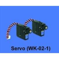 Walkera (HM-4G6-Z-33) Servo (WK-02-1)