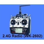 Walkera (HM-4G6-Z-40) 2.4G Transmitter (WK-2602)