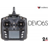 Walkera (WK-DEVO6S) Devention 2.4 GHz Transmitter