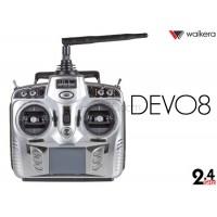 Walkera (WK-DEVO8) Devention 2.4 GHz Transmitter