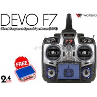 WALKERA (WK-DEVO-F7) FPV Devention 7CH 2.4 GHz Transmitter