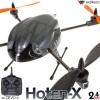 WALKERA Hoten-X 6 Axis Gyro 4CH UFO with DEVO 4,6S,7,8S,10 or 12S Transmitter RTF - 2.4GHzWALKERA