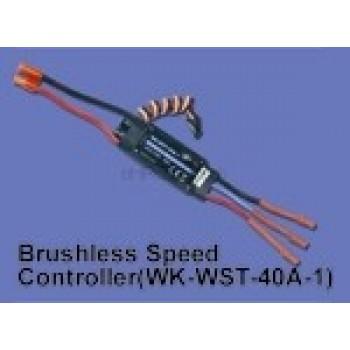 Walkera (HM-LAMA3-Z-58) Brushless Speed Controller (WK-WST-40A-1)Walkera LAMA3 Parts