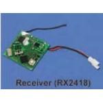 Walkera (HM-UFO-8#-13) Receiver (RX2418)