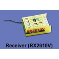 Walkera (HM-V120D02-Z-12) 2.4G Receiver (RX2610V)