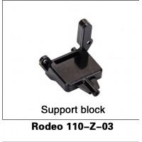 Walkera (Rodeo 110-Z-03) Support block