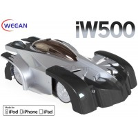 WECCAN (WC-IW500-BK) iPhone/ iPad/ iPod controlled Wall Climbing Radio Control Car Infrared RTF (Black)
