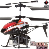 WLTOYS (WL-V757-R-M2) Bubble Copter 3.5CH Helicopter RTF (Red, Mode2) - Infrared