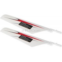 WLTOYS (WL-V911-02R) Main Blade (Red/White)