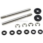 ZD Racing (ZD-16010) Rear Shock Shaft with O-ring