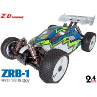ZD Racing (ZD-9004) ZRB-1 4WD 1/8 Scale Brushless Electric Buggy RTR - 2.4GHz